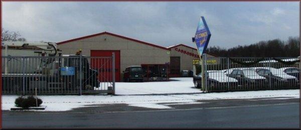 Garage carrosserie de coninck destelbergen gent for Garage carrosserie depannage 64